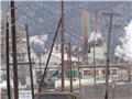 View of the Dupont Plant in Belle, WV