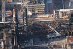 Valero Refinery Propane Fire Investigative Photos