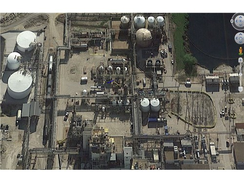 Dupont La Porte Facility Toxic Chemical Release