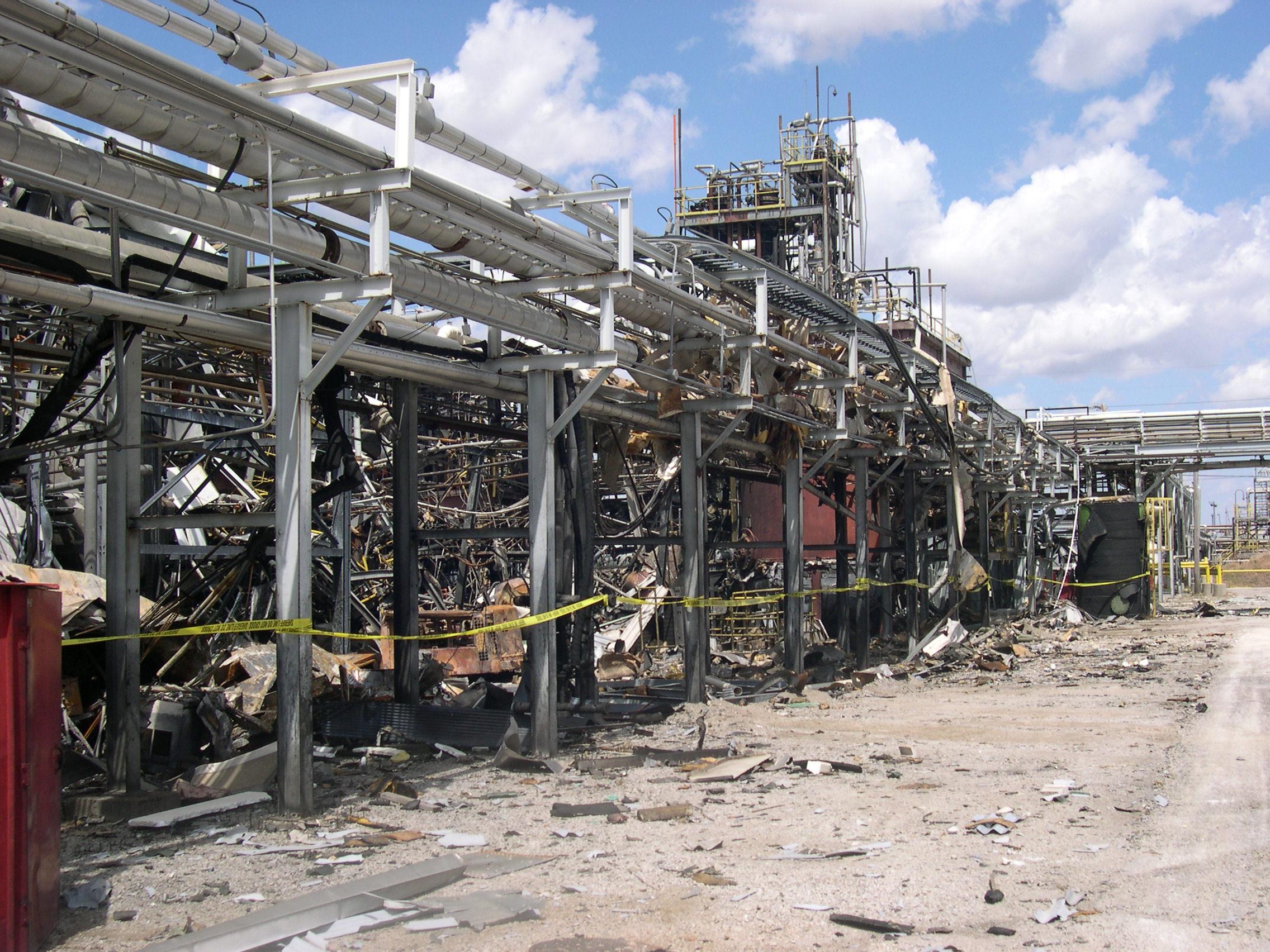 Csb Continues Investigation Of Formosa Plastics Explosion