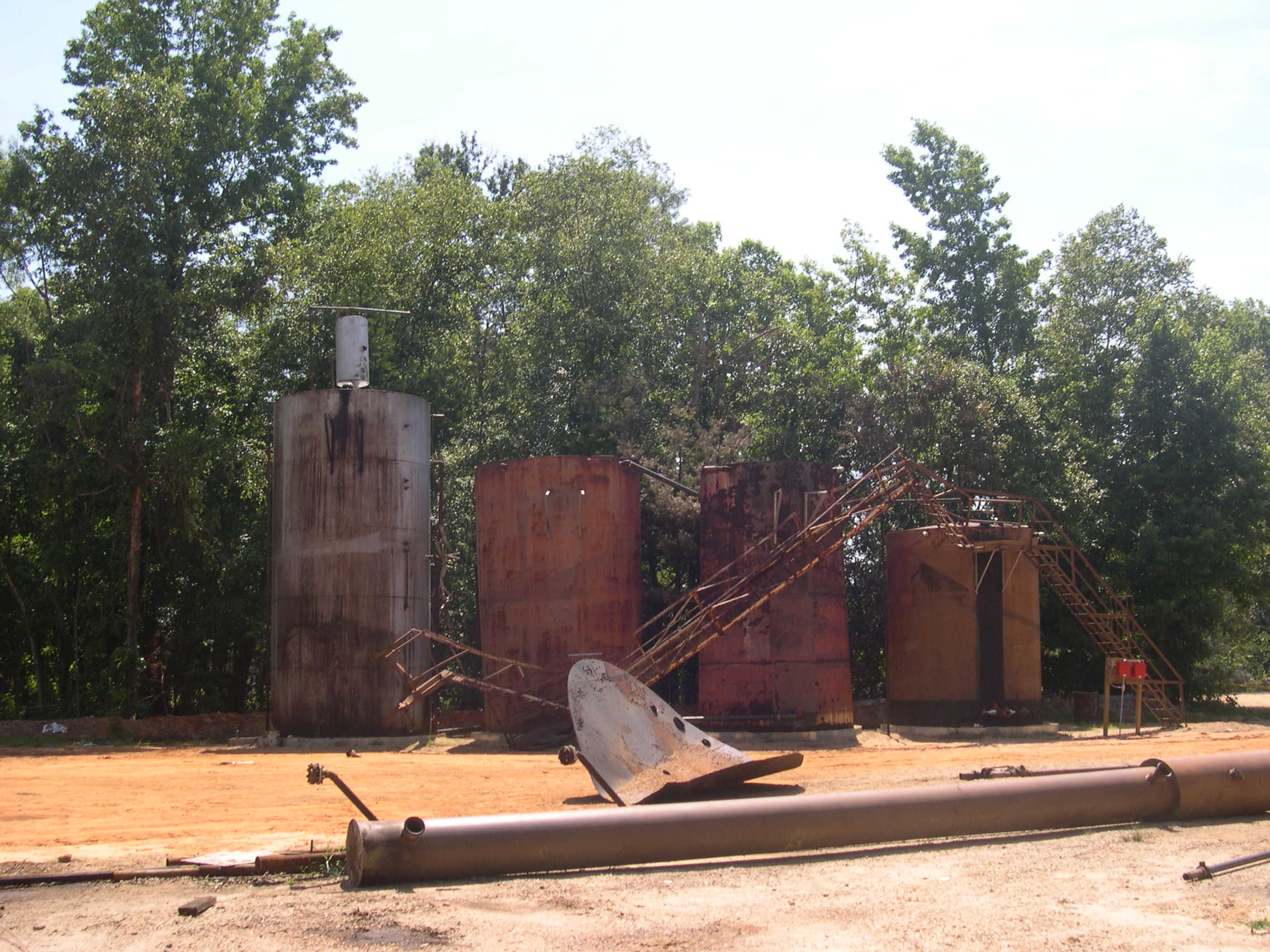 Partridge Raleigh Oilfield Explosion and Fire | CSB
