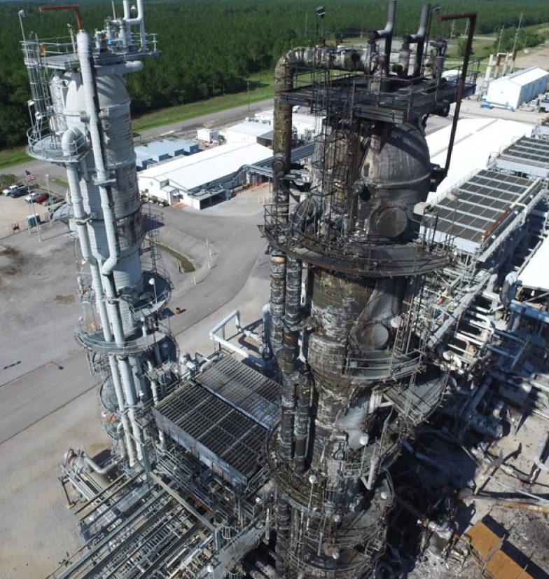 CSB releases final report on June 2016 Pascagoula gas plant explosion