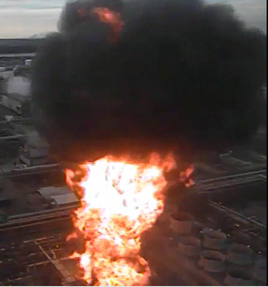 ExxonMobil Refinery Chemical Release and Fire | CSB