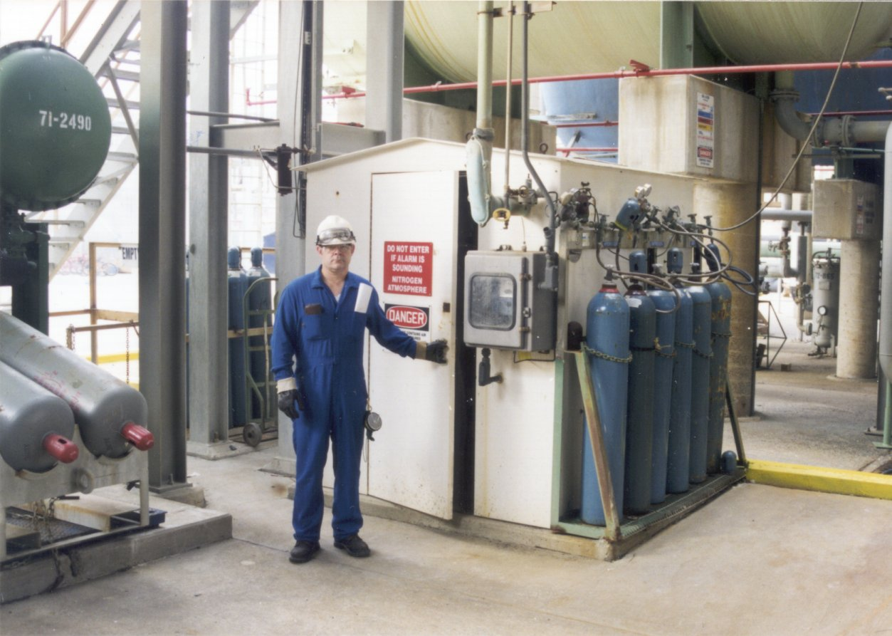 Board Releases Safety Bulletin on Nitrogen Asphyxiation